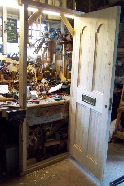 Ruperts door